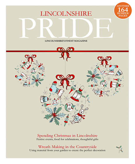 Latest Lincolnshire Pride Magazine