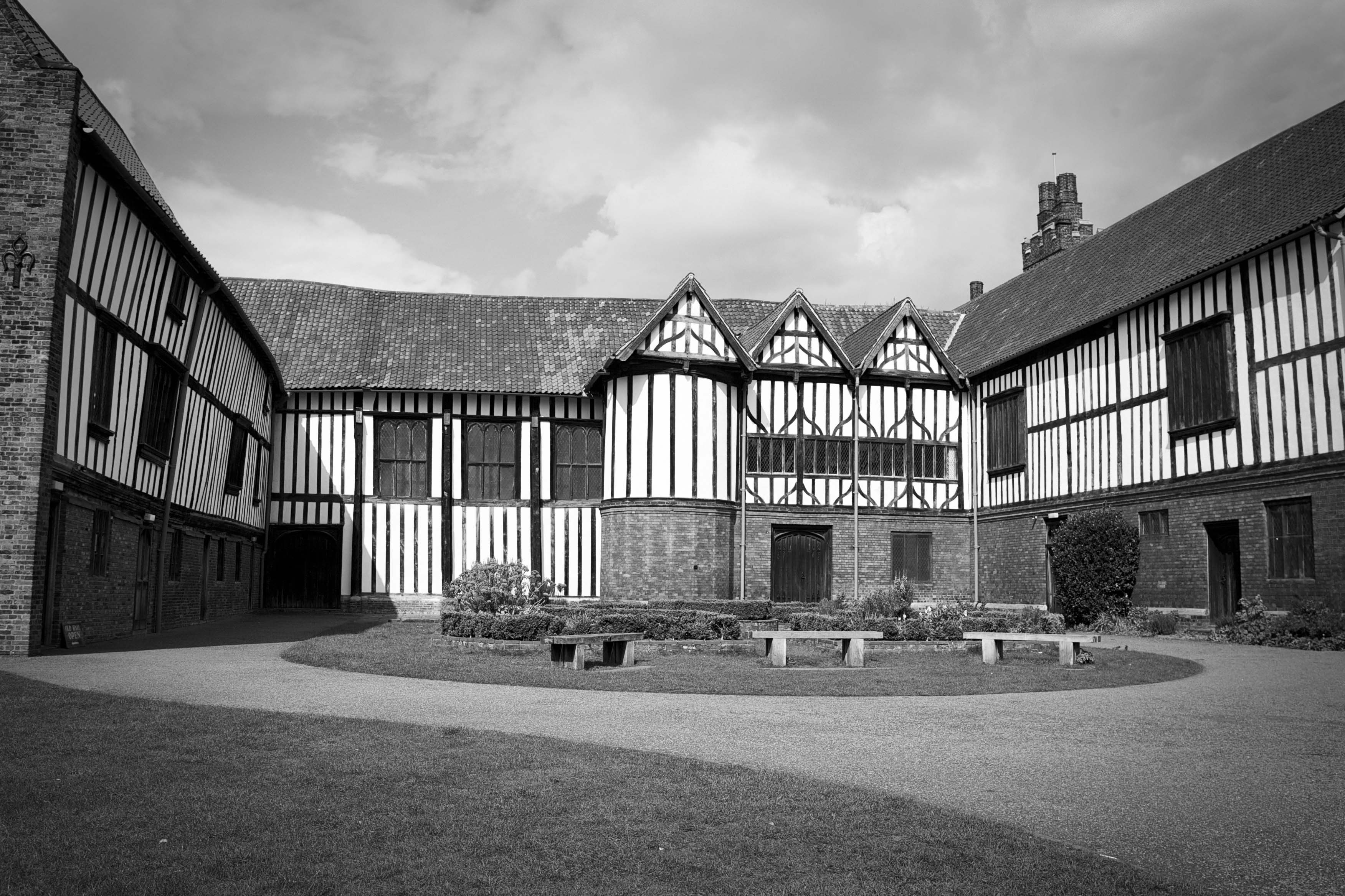 Gainsborough Old Hall...