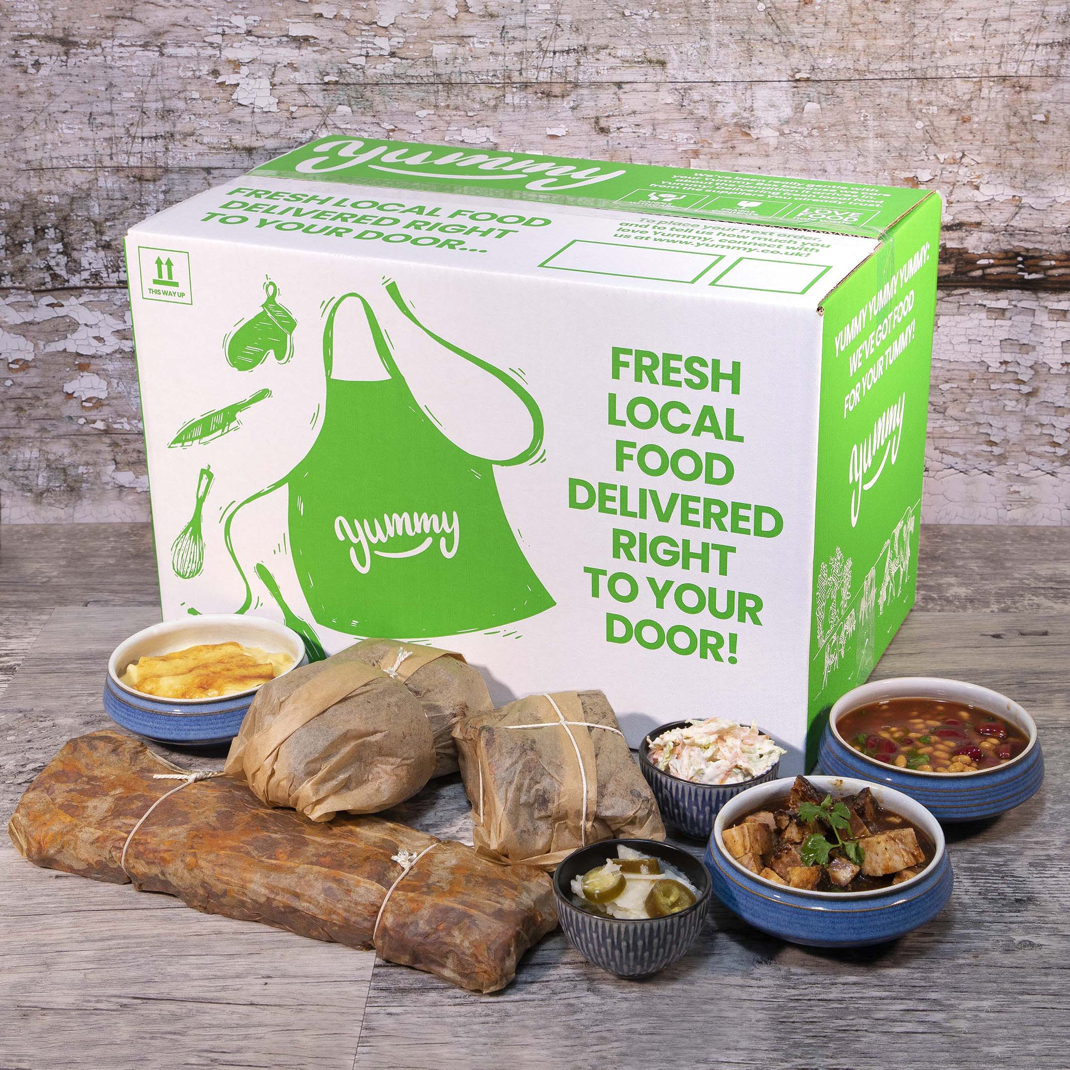 Order produce from The Lincolnshire Smokehouse at www.yummy.co.uk.