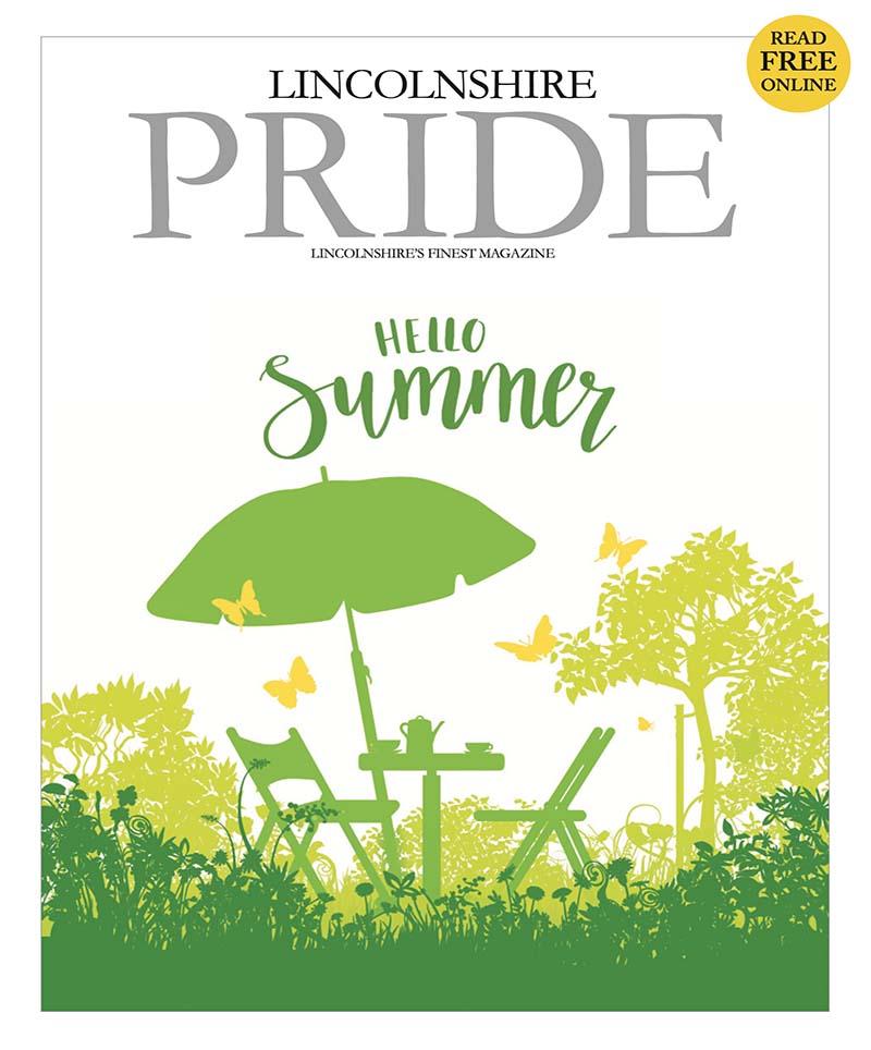 Latest Lincolnshire Pride Magazine