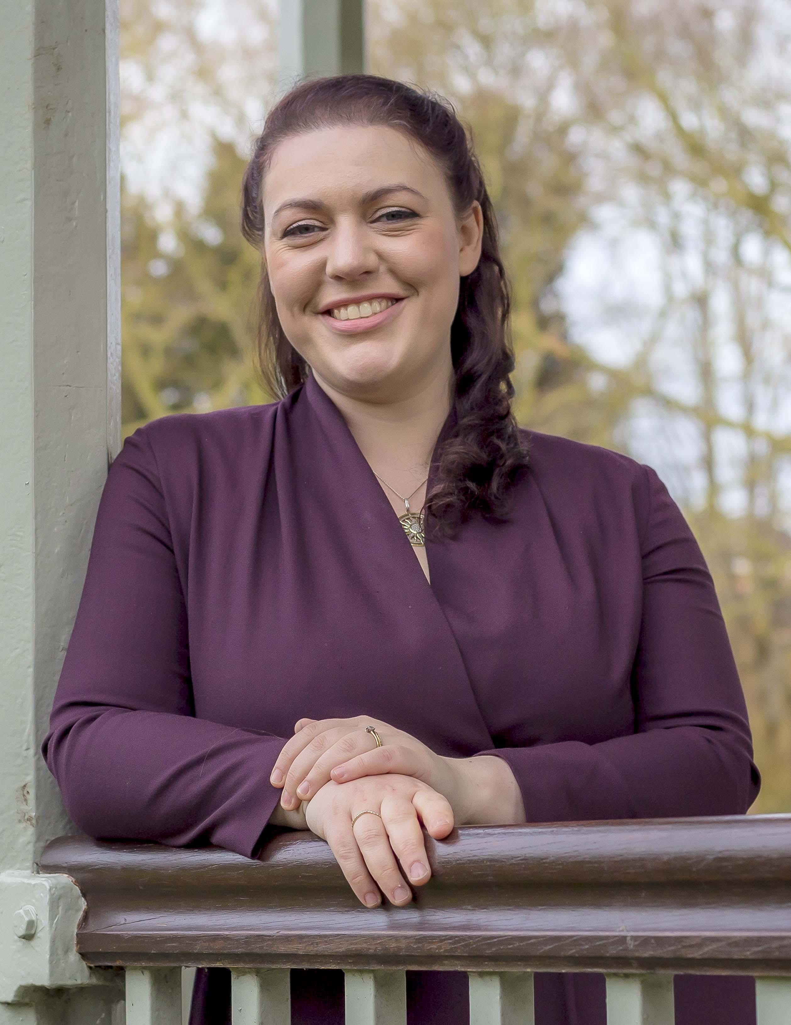 Alicia Kearnes MP for Rutland and Melton