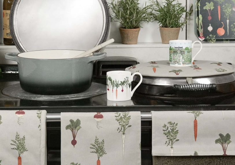 Sophie Allport's Home Grown Collection