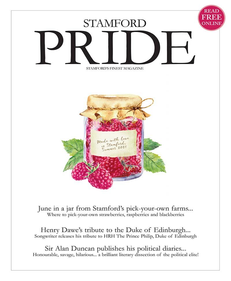 Latest Stamford Pride Magazine